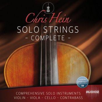 download for free Chris Hein Solo Strings Complete KONTAKT
