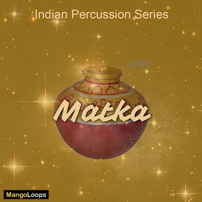 free Mango Loops - Indian Percussion Series Matka (AIFF, WAV)