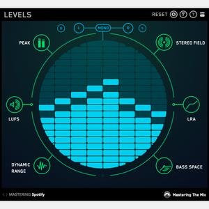 download for free Mastering The Mix - LEVELS v2.0.1