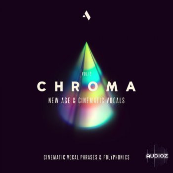free Audiomodern Chroma 2 New Age and Cinematic Vocals WAV-FANTASTiC