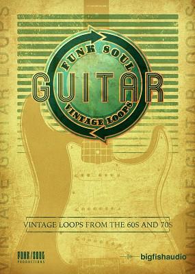 download for free Big Fish Audio - Vintage Guitar Loops