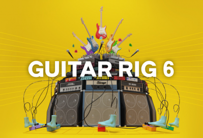 download for free Native Instruments - Guitar Rig 6 Pro 6.2.2 STANDALONE, VST, AAX x64