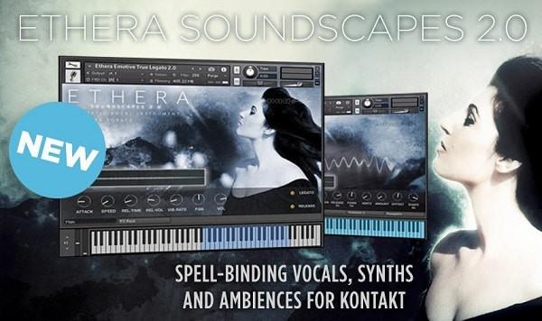 Zero-G - ETHERA Soundscapes 2.0 (KONTAKT)