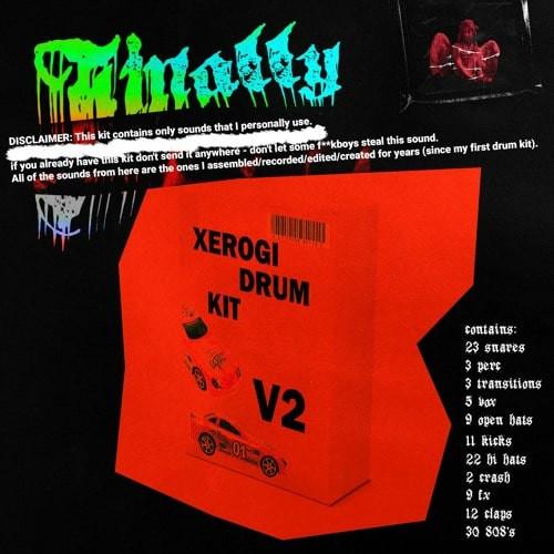 XEROGI Drum Kit Vol.2 WAV