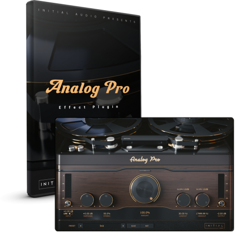 download for free Initial Audio - Analog Pro v1.0.0 x86 x64 VST / AU