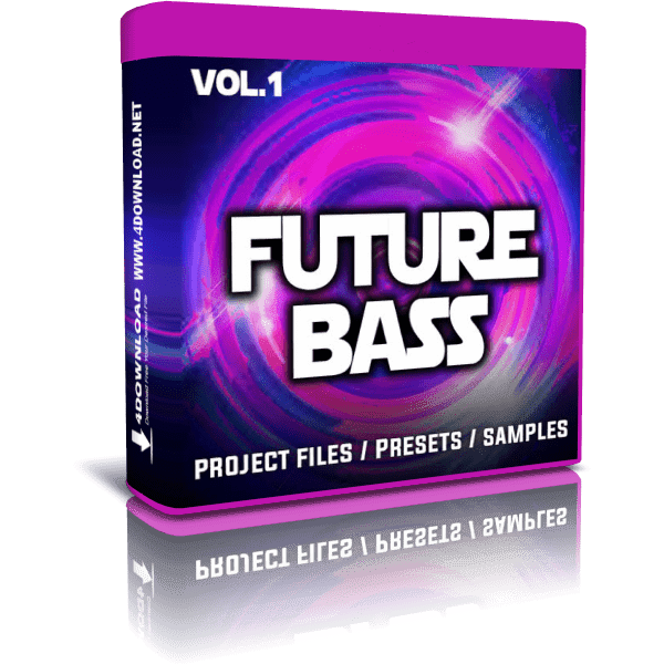 download for free Ultrasonic - Future Bass Sample Pack Vol.1