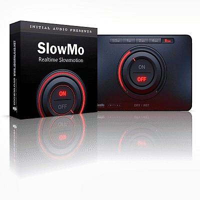 download for free Initial Audio - Slowmo - Half Speed Effect Plugin 1.0.4 VST, AU WIN.OSX x86 x64