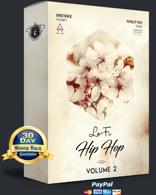 download for free Ghosthack - Lo-Fi Hip Hop Volume 2 (MIDI, WAV)