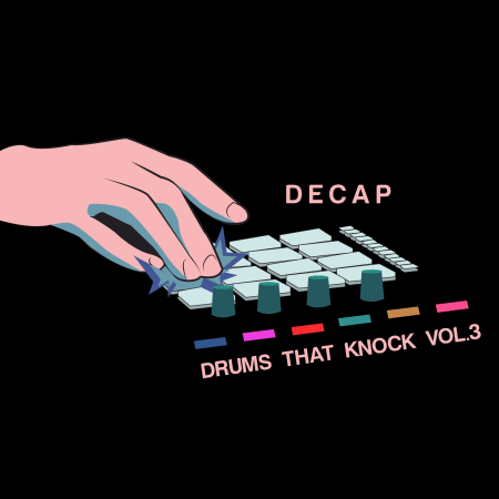 download for free Splice Sounds - Decap Drums That Knock Vol 3 (WAV)