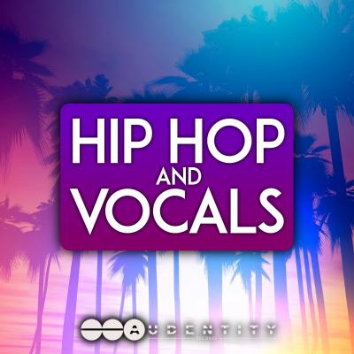 Audentity Records - Hip Hop & Vocals (MIDI, WAV, SYLENTH, MASSIVE)