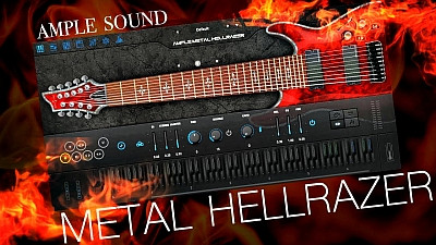 download for free Ample Sound - Ample Metal Hellrazer 3.2.0 STANDALONE