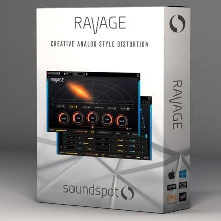 download for free SoundSpot Ravage v1.0.2 VST VST3 AU AAX
