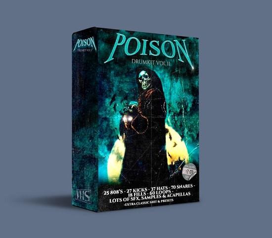 free POISON$HIT Vol.2 (FULL VERSION) WAV FLP FST