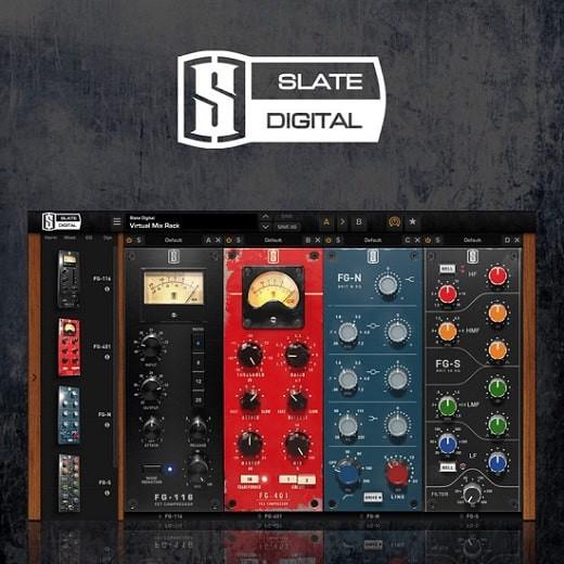 download for free Slate Digital Virtual Mix Rack Complete v2.6.4 VST2 VST3 AAX [WIN]