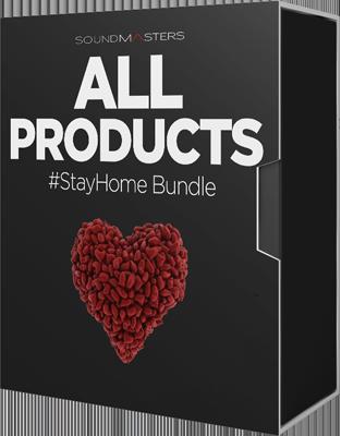download for free Soundmasters - StayHome Bundle (WAV, SERUM, MASSIVE, ABLETON)