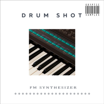 download for free Kryptic Samples Drum Shot FM Synthesizer WAV