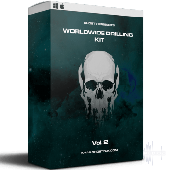 download for free Ghosty World Wide Drilling Kit Vol. 2 WAV
