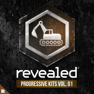 FREE Revealed Progressive Kits Vol. 1