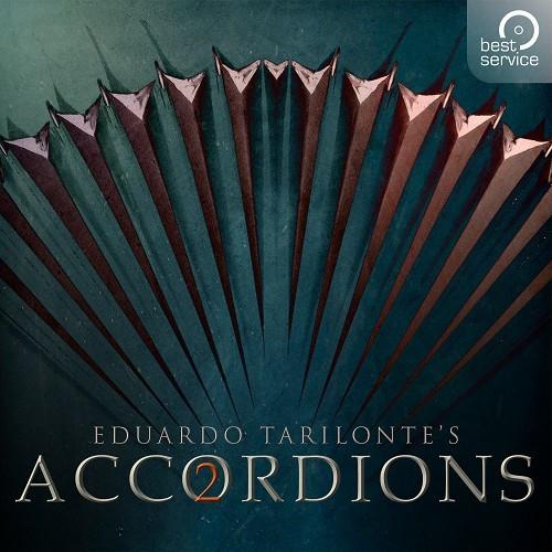 free Best Service - Accordions 2 (KONTAKT)