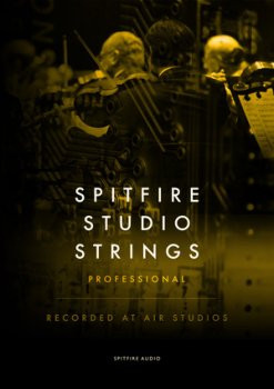 free Spitfire Audio Spitfire Studio Strings Professional KONTAKT