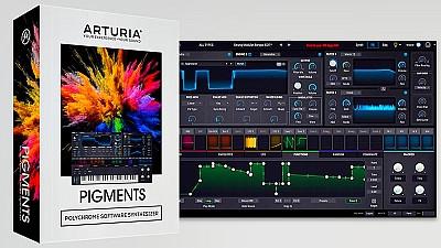 free Arturia - Pigments 3.0.0