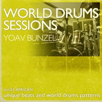 download for free Earth Moments - African: World Drum Sessions Vol.3 (WAV, REX)