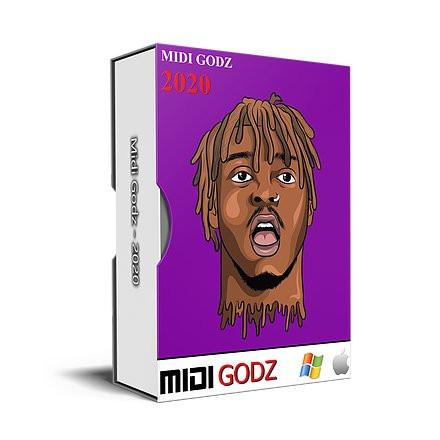 free Midi Godz Juice WRLD Type (MIDI Kit)