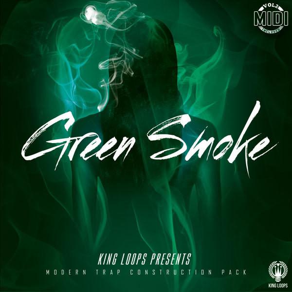 download for frere [King Loops] - Green Smoke (WAV, MIDI)
