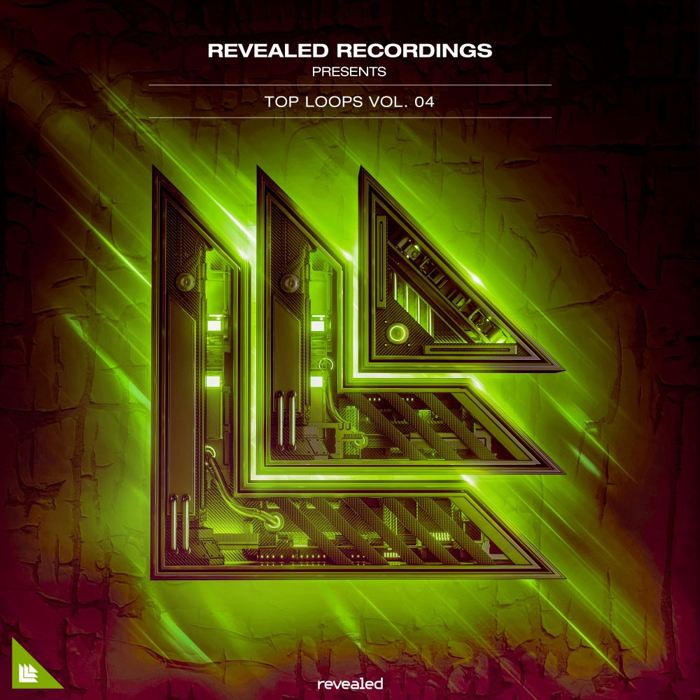 download for free Revealed Recordings Revealed Top Loops Vol. 4 WAV