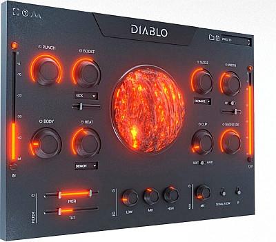 download for free Cymatics - Diablo 1.0.1 VST, VST3, AU, AAX x64 WIN.