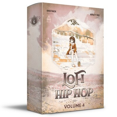 download for free Ghosthack Lo-Fi Hip Hop Vol 4