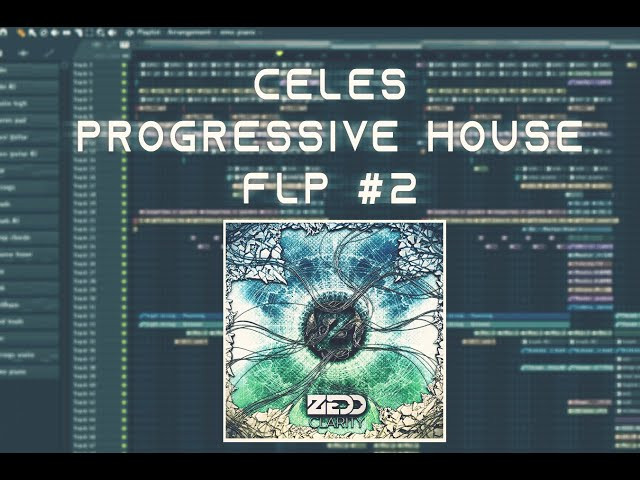 Progressive House FLP by CELES [FREE FLP DOWNLOAD]