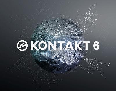 Download free Native Instruments - Kontakt 6 v6.6