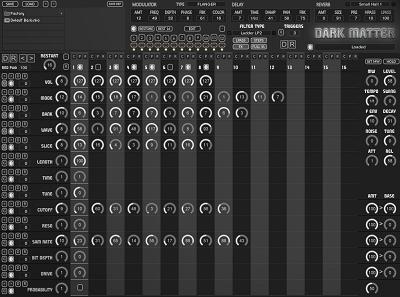 free Homegrown Sounds - Dark Matter v1.10 (KONTAKT)