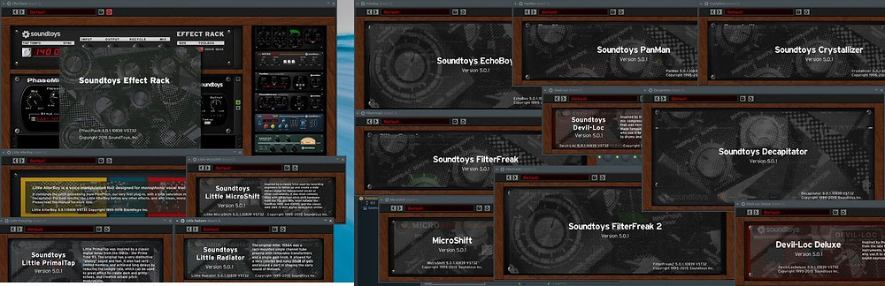 Free SoundToys - The Ultimate Effects Bundle