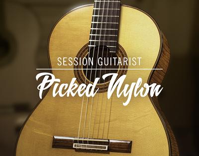 download for free Native Instruments - Session Guitarist Picked Nylon (KONTAKT) 3