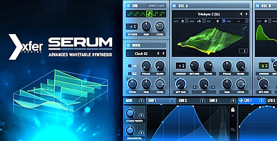 download for free Records - Serum 1.334 VSTi, AUi x64 (macOS)