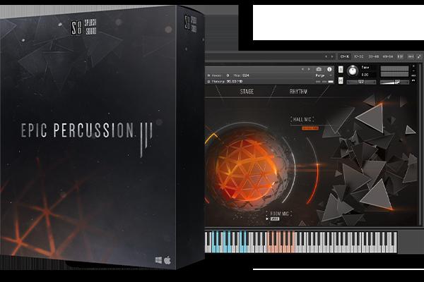 free Splash Sound Percussion Elements 3 KONTAKT [FREE]
