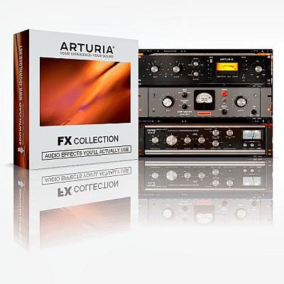 free Arturia - FX Collection 2 v08.06.2021 VST, VST3, AAX, AU WIN.OSX x64