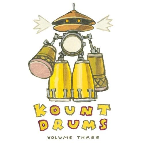 The Kount Kount Drums Volume 3 WAV