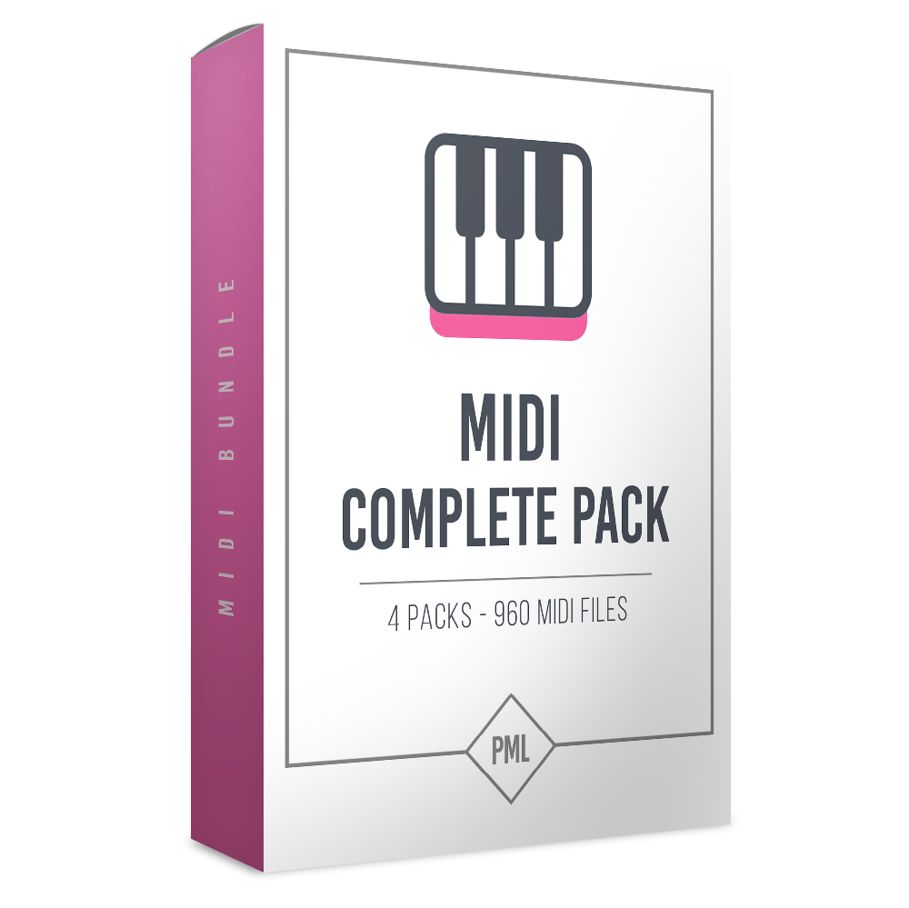 download for free PML MIDI Pack Melodies & Chords