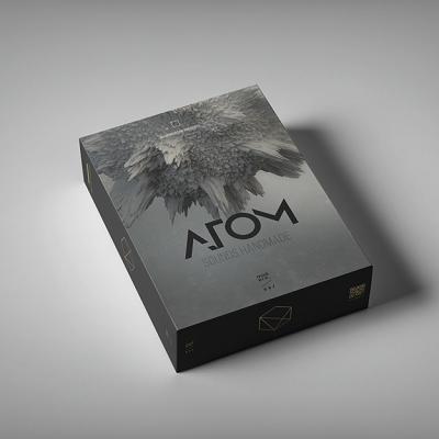 download for free Audiomodern - ATOM v2.0 (KONTAKT)