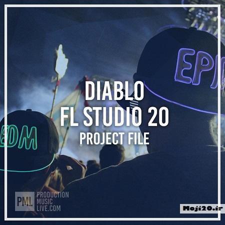 download for free Nervz Diablo FL Studio Template