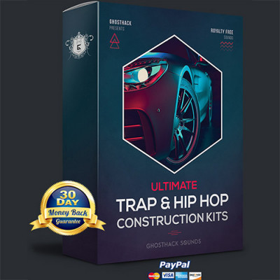 free Ultimate Trap & Hip Hop Construction Kits