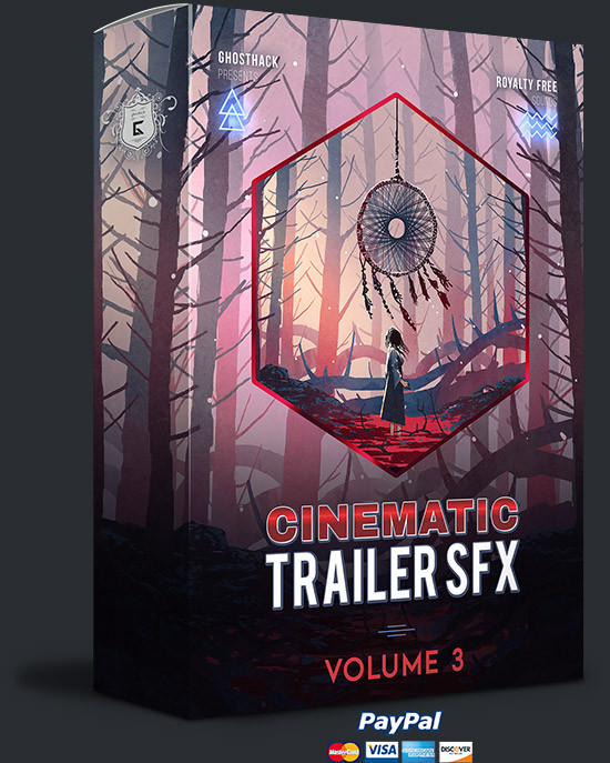 download for free GhostHack Cinematic Trailer Sfx Vol 3