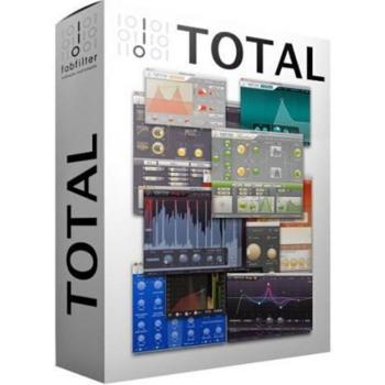 free FabFilter - Total Bundle 2021.5 VST, VST3, AAX x86 x64