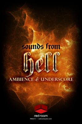 Red Room Audio - Sounds From Hell - Ambience & Underscore (KONTAKT)