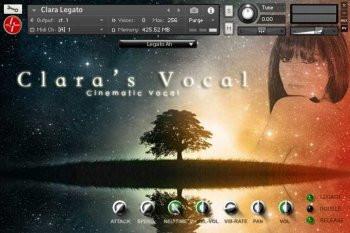 download for free Findasound Claras Vocal v2.1 KONTAKT