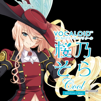 download for free VOCALOID Haruno Sora Cool For VOCALOID5 [WIN]