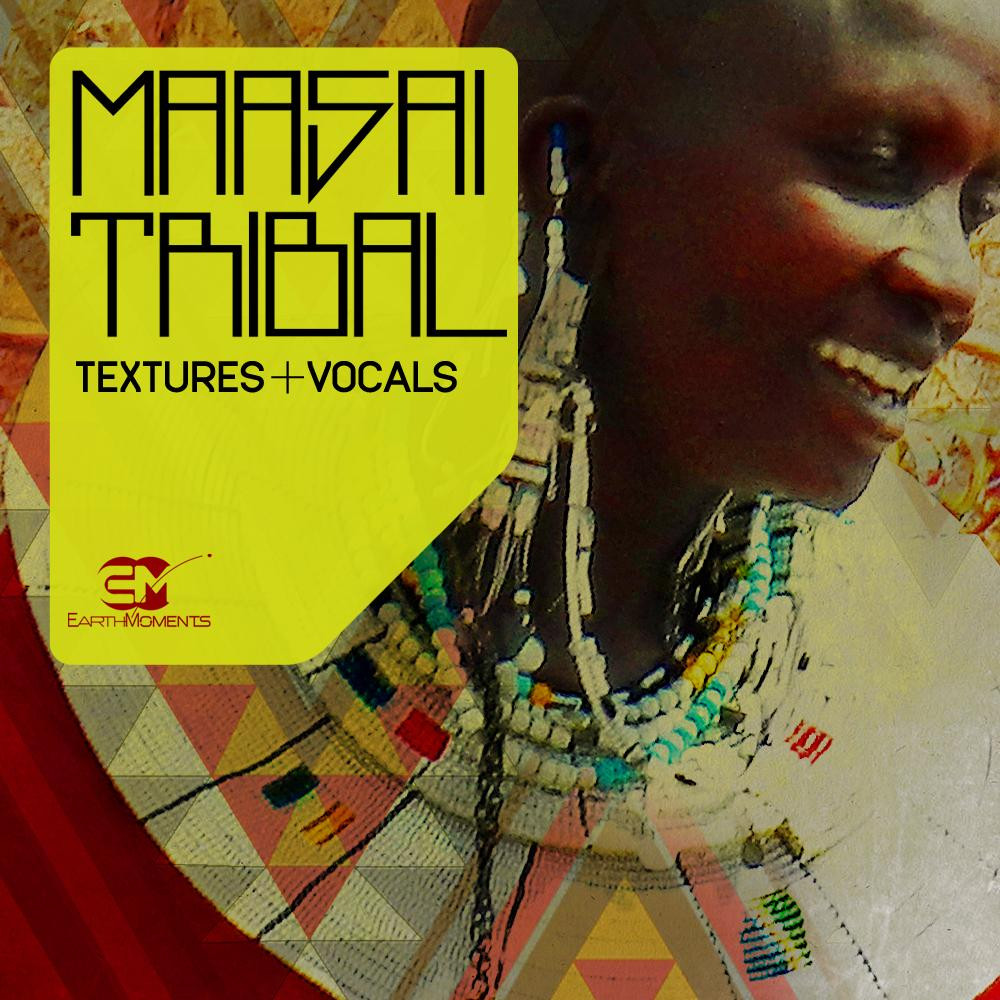 download for free  Earth Moments - Maasai Tribal Textures & Vocals (WAV)